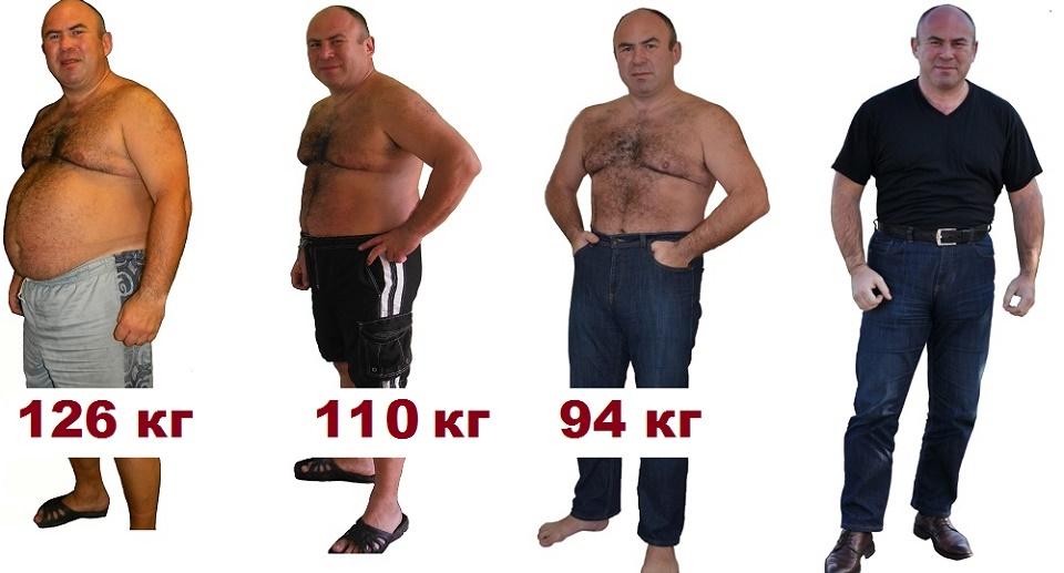 Как похудеть при весе 120 кг